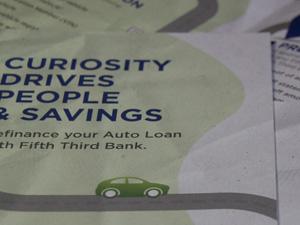 Tri-Fold Banking Brochure